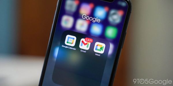 Google releases on iOS resume in earnest with Gmail, Search, Maps