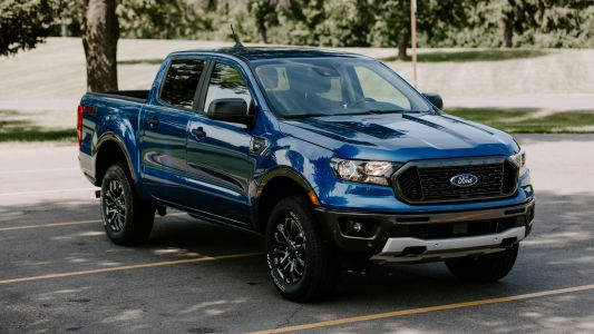 What driving a 2019 Ford Ranger for 600 miles taught me about safety shields