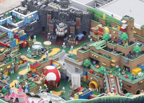 Super Nintendo World theme park to open Spring 2021 in Japan