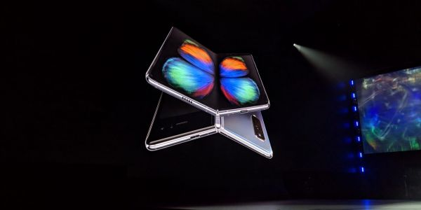 Roundup: Samsung launches $1,980 foldable smartphone, Galaxy S10 with triple-camera setup and 'Infinity-O' display, new AirPods competitors, more