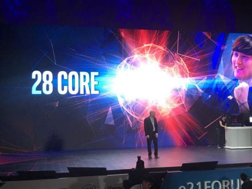 Intel's 28-Core 5 GHz CPU: Coming in Q4