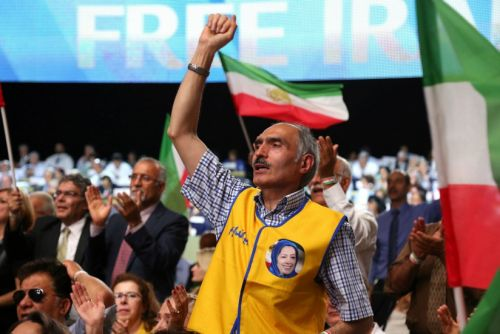 Thousands Gather in Paris to Protest Iran's Brutal Regime