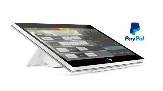 HP and PayPal team up for new SMB POS system