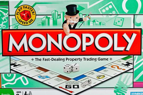 Monopoly - Report Cheaters to the Mr. Monopoly CheatBot!