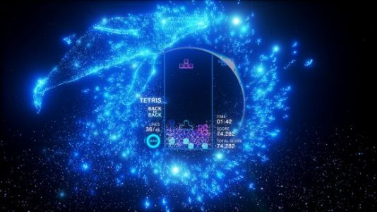 Tetris Effect drops like a ton of bricks on PS4 November 9