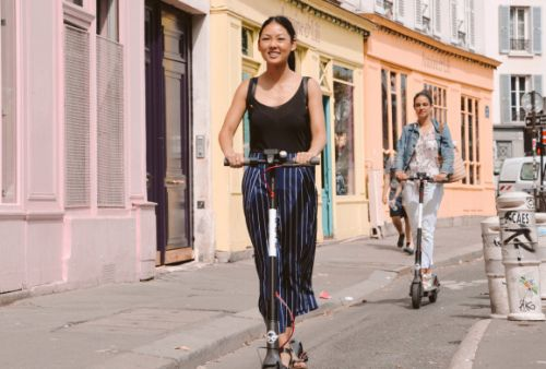 Bird begins renting scooters by the month in San Francisco and Barcelona