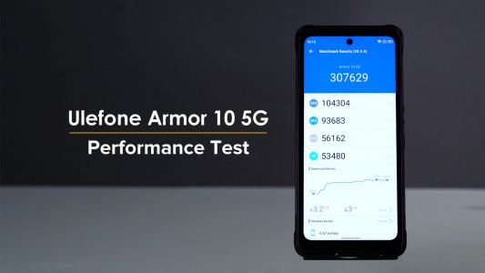 Ulefone Armor 10 5G Does Well In Hardware Performance Tests