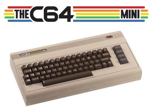 THEC64 Mini now available for $80