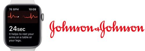 Johnson & Johnson and Apple Collaborate on New Heart Health Program Aimed at Accelerating AFib Diagnosis