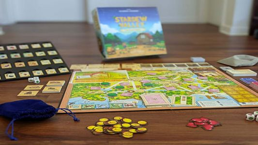 Stardew Valley Board Game Brings Farm-Fresh Goodness to Your Tabletop