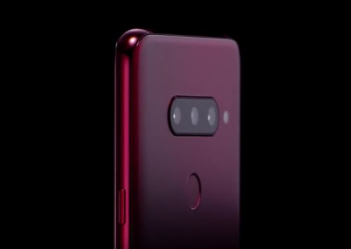 New LG V40 ThinQ teased in official video