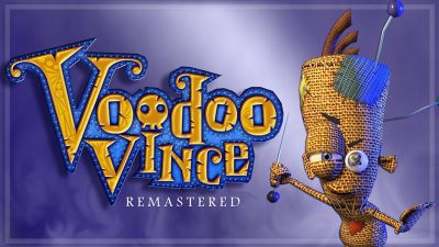Voodoo Vince: Remastered launches today on Windows 10 and Xbox One