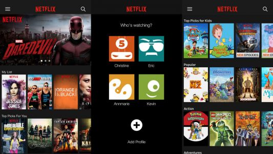 Netflix wants to vibrate your phone during movies