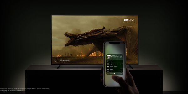 Samsung Smart TVs adding AirPlay 2, iTunes Movies and TV Shows app