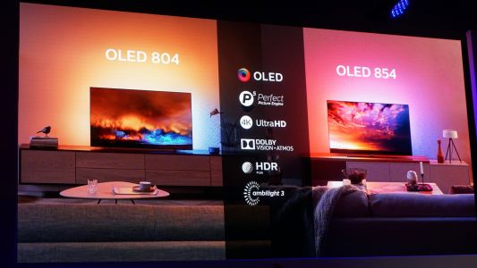Philips latest OLEDs combine Dolby Vision, Atmos and HDR10+ smarts