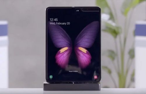 Samsung Galaxy Fold is apparently ready to launch