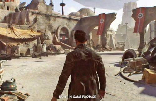 EA's open-world Star Wars game is canceled