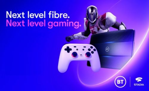 BT Partners With Google On Stadia, Gives Away Free Premiere Bundles