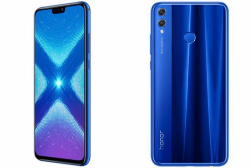 Honor launches the Honor 8X in China
