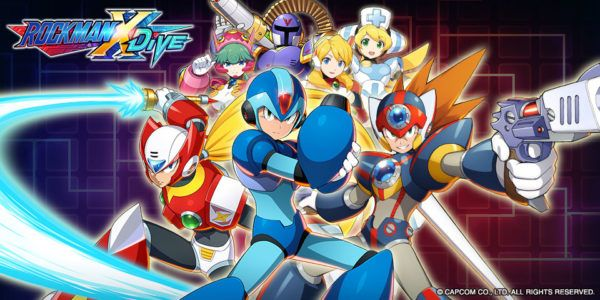 Hands-On With ROCKMAN X DiVE - Classic Gameplay Built For Mobile