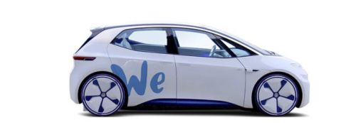 VW Electric Car Sharing Service Will Launch In 2019