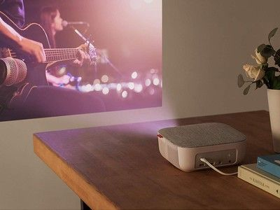 The Anker Nebula Prizm home projector has dropped to a new low price