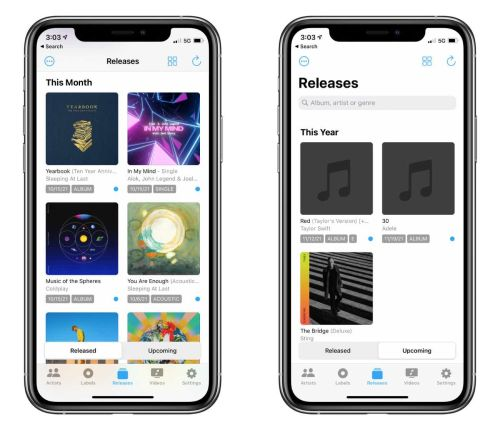Apps We Love: MusicHarbor - Get Notified of the New Music You Actually Want