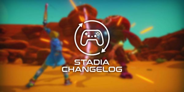 Stadia Changelog: 5 new games, PixelJunk Raiders preps inverted controls, more