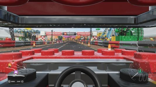 How do you improve a great racing game? Just add Lego bricks