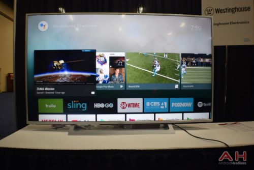 Westinghouse Announces Four New UHD Android TVs - CES 2018