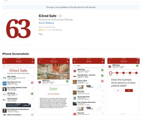 """""""Yelp, but for MAGA"""" turns red over security disclosure, threatens researcher"""