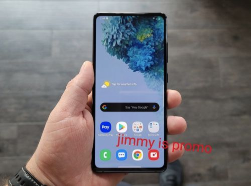 Samsung Galaxy S20 Fan Edition 5G leaked again