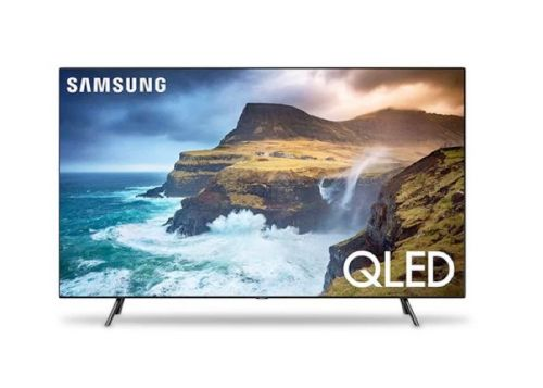 Reminder: Enter the Samsung 65″ QLED 4K Smart TV Giveaway
