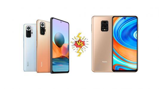 Redmi Note 10 series vs Redmi Note 9 series: specs comparison