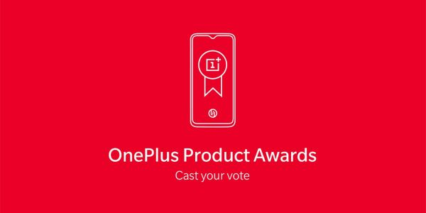 OnePlus Product Awards nominations announced, in-display fingerprint reader absent