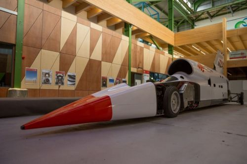 Good news for the 1,000mph car as Bloodhound gets a new owner