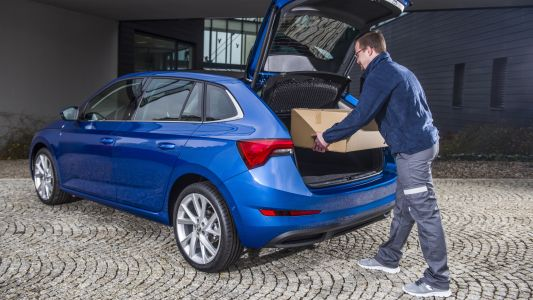 Skoda's app will let couriers deliver shopping straight to your car