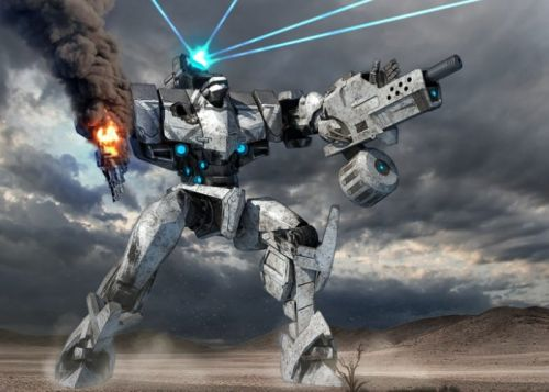 Techwars Global Conflict free-to-play mech battler game launches on Xbox