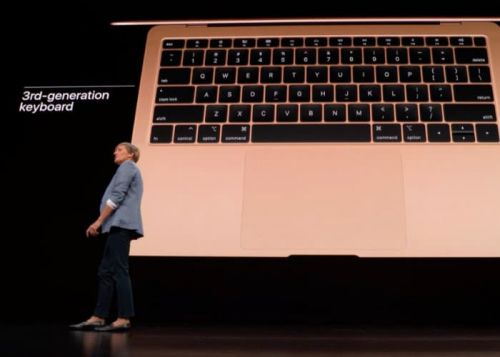 New Apple MacBook Air unveiled