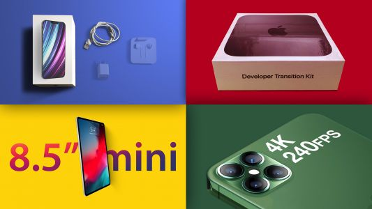 Top Stories: iPhone 12 Rumors, Apple's A12Z-Based Mac mini, Leaked iMac, and More!