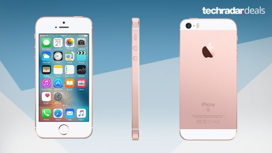 The best iPhone SE SIM-free deal: Big storage for a low price from John Lewis