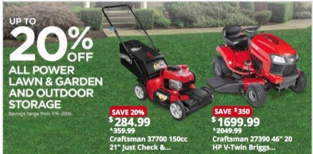 When Do Lawn Mowers Go on Sale: The Best Time to Buy