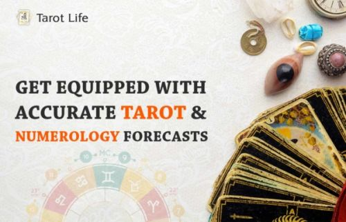 Best Tarot Prediction & Numerology App
