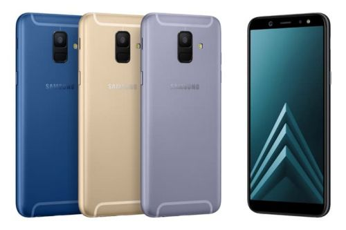 Samsung Galaxy A6 Now Available From Vodafone