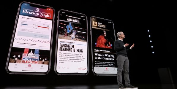 Apple's Event Offers Few Surprises, but Some Solid Coming Attractions