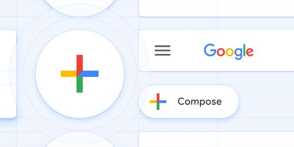 Google tweaks sign-in page again, tones down new Material Theme component