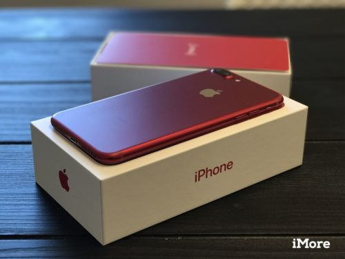 How to accessorize your RED iPhone 7 and 8