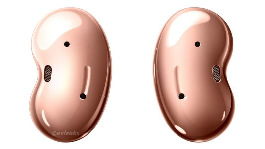 Samsung Galaxy Buds Live images leak - and the AirPods rivals look pretty bold