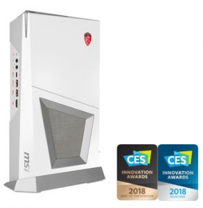 MSI Brings Trident 3 Arctic and Infinite X Gaming Desktops to CES 2018 - Geek News Central