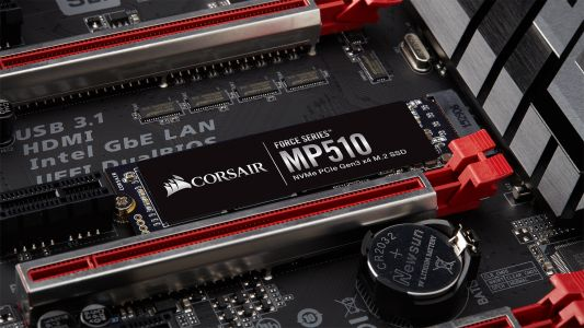 Corsair's newest SSD writes at 3,000MB/s - for a bargain price